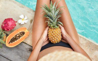 Porque mesmo um bronzeado ligeiro é agradável e dá a todos um aspecto saudável e vital!